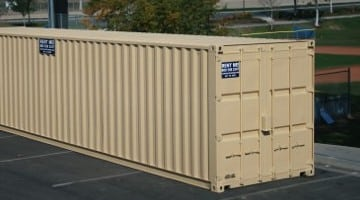 commercial use storage containers